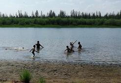 Sibiryada rekor sıcaklık: 38 derece