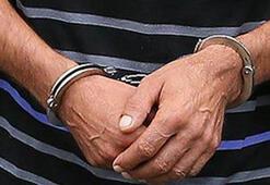 Edirnede yakalanan biri terör şüphelisi 2 kişi tutuklandı