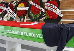Eski MHP Kayseri Milletvekili toprağa verildi