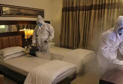 25 lüks otel, corona virüs tedavi merkezi oluyor