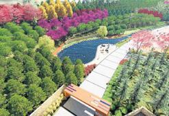 Kültürpark'ın yarısı büyüklüğünde 'vadi'