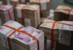Hazine alacakları 18,3 milyar lira