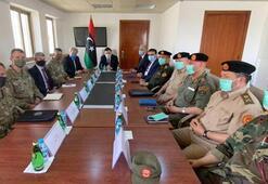 Son dakika haberi: Libyada çok kritik görüşme İşte paylaşılan görüntüler...