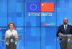 Ursula von der Leyen: Çin ekonomik ve sistemik bir rakip
