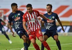 Antalyaspor-Çaykur Rizespor. 3-1