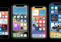 Apple iOS 14ü tanıttı İşte özellikleri...