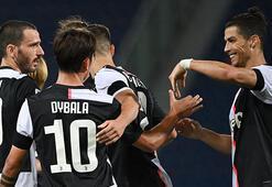 Lider Juventus 10 kişiyle kazandı