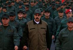 Maduro: Trumpla görüşmeye hazırım
