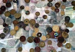 Eski paraların değeri şaşkına çevirdi