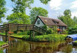 Hollandanın masal diyarı Giethoorn