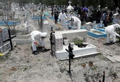 Meksika yine ölüm rekoru kırdı