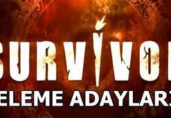 Survivorda kim elendi Survivorda dün eleme oldu mu, eleme adayları kim seçildi