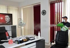 Trabzon'da spor tesislerinde katı kurallar uygulanıyor