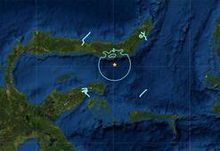 Endonezyada 6.3 büyüklüğünde deprem