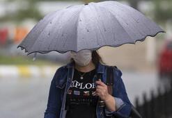 Hava durumu İstanbulda bugün nasıl olacak Meteorolojiden kuvvetli sağanak uyarısı