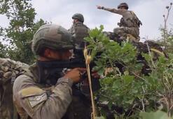 Komandolar operasyona böyle katıldı MSB paylaştı