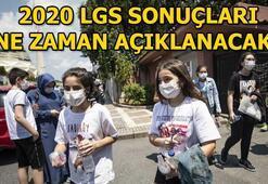 LGS sınav sonuçları hangi tarihte açıklanacak 2020 LGS sınav sonuç tarihi belli oldu
