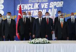 Gençlik ve Spor Bakanlığından Sinopa 19 milyon liralık yatırım