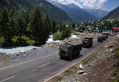 Hindistan ve Çin çatışma bölgesinden çekiliyor