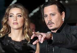 Johnny Depp-Amber Heard davasında flaş gelişme