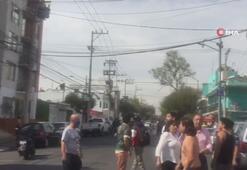 Meksikada 7.5 büyüklüğünde deprem