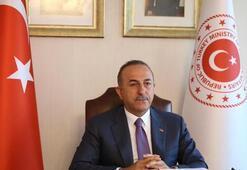 Çavuşoğlu BM Filistinli Mültecilere Yardım Ajansı Taahhüt Konferansına  katıldı
