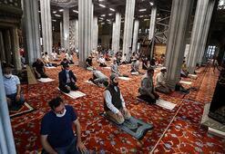 Son dakika haberi... Diyanet İşleri Başkanı Erbaş açıkladı: Camileri cemaatle namaza açıyoruz