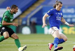 Leicester City - Brighton: 0-0