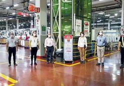 Vestel'e güvenli üretim belgesi