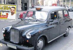 Avrupa'da taksici olmanın kriterleri ağır Kent haritası hafızalarında