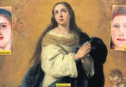 Meryem tanınmaz halde İspanya'da yine restorasyon faciası