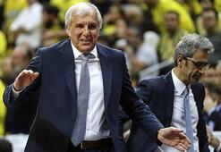 Son dakika | Fenerbahçe, Zeljko Obradovicin takımdan ayrıldığını açıkladı