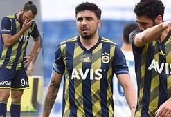 Fenerbahçede 109 günlük kara tablo