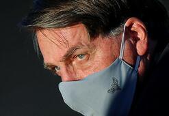Brezilya Devlet Başkanının maske kullanması için mahkeme kararı çıkarıldı