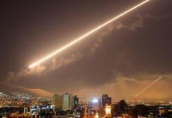 İsrailin Suriyeye hava saldırısı düzenlediğini iddiası