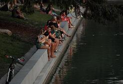İspanyada kavurucu sıcaklar etkili