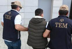 Özel harekat destekli DEAŞ operasyonunda 12 şüpheli gözaltına alındı