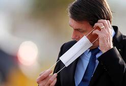 Brezilya Devlet Başkanı Bolsonaro, maske takmazsa ceza ödeyecek
