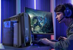 Acer yeni oyunculara yönelik ürünlerini tanıttı