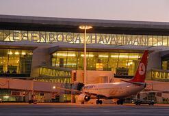 Esenboğa Havalimanında yiyecek ve içecek hizmetlerine hijyen önlemi