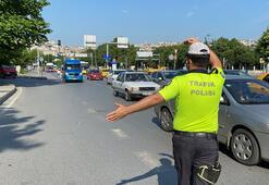 İstanbulda nefes kesen kovalamaca kamerada
