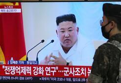 Kuzey Kore fırtınayı dindirdi Askeri adım yok...