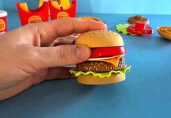 Çocuklar fast food oyuncaklarından uzak tutulmalı