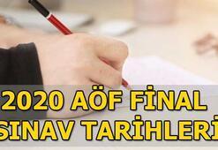 AÖF final sınavları giriş ekranı | Anadolu Üniversitesi AÖF bahar dönemi sınavları nasıl gerçekleştirilecek
