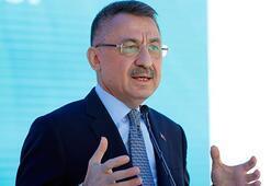 Son dakika... Cumhurbaşkanı Yardımcısı Oktay: Libyada tarih yazıyoruz