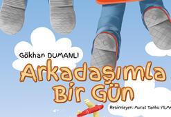 Çocuklara otizmi anlatan kitap: Arkadaşımla Bir Gün