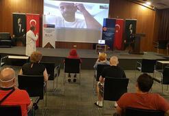Vedat Muriç, Kosovalı ailelere moral verdi
