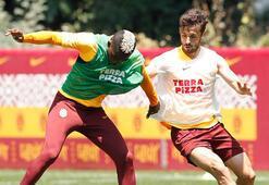 Galatasaray kuvvet ve dayanıklılık çalıştı