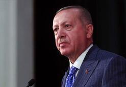 Cumhurbaşkanı Erdoğan, şehit ailesine taziye mesajı gönderdi