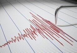 Japonyada 6.2 büyüklüğünde deprem